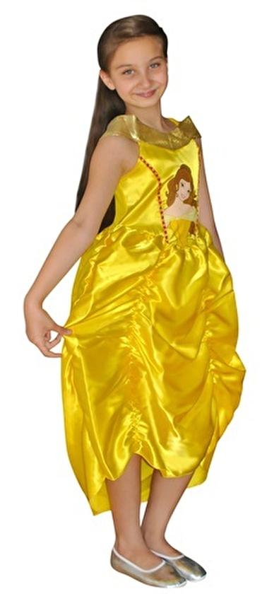 Bella Kostüm Renkli